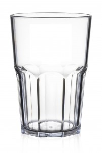 Drinkglas, Octagon, 0,4.