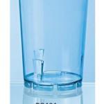 Ölglas/drinkglas, 49 cl.