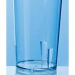 Ölglas/drinkglas, 75 cl.